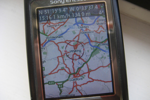 GPS Phone