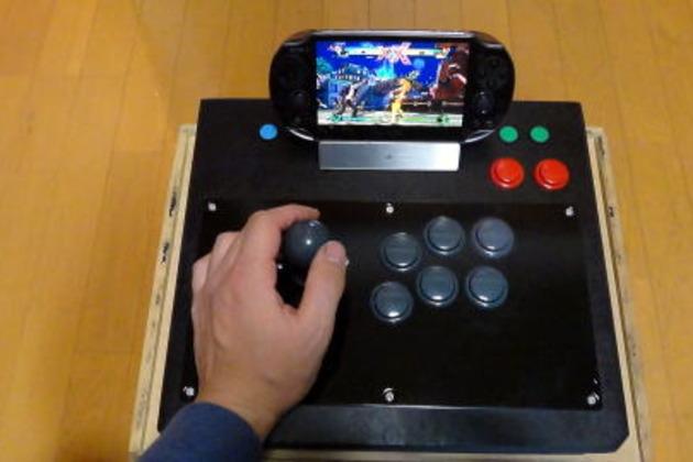 PS Vita arcade stick