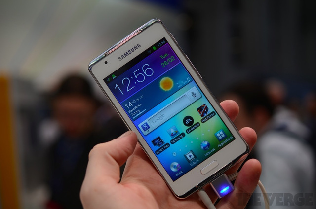 Gallery Photo: Samsung Galaxy S WiFi 4.2 hands-on pictures