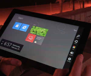 WIndows8 tablet