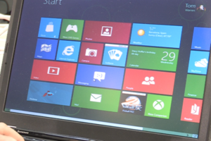 Windows8 CP Laptop