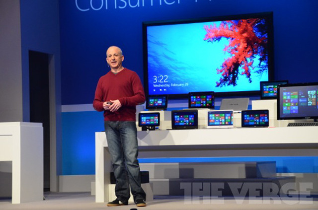 telecharger windows 8 consumer preview