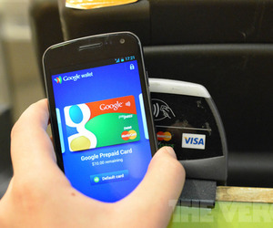 Google Wallet NFC contactless payment (1020)