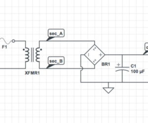 CircuitLab schematic