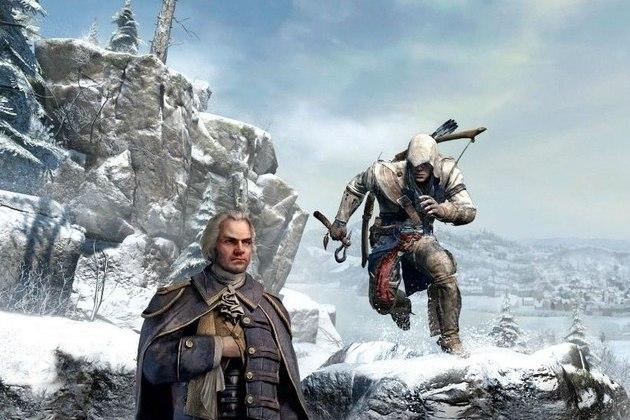 Assassin's Creed 3 Stealth Kill
