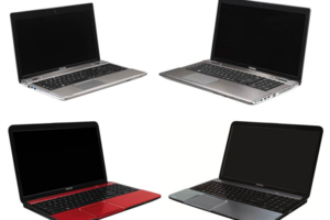 Toshiba Satellite L and P series