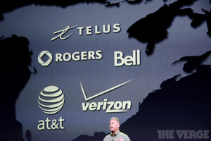 iPad's US LTE carriers and Schiller
