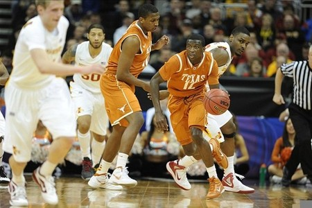 NCAA TOURNAMENT 2012 Bracket: Texas Is An 11 Seed, Will Face Cincinnati On Friday