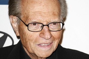larry king (shutterstock)