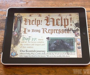 Monty Python iPad app