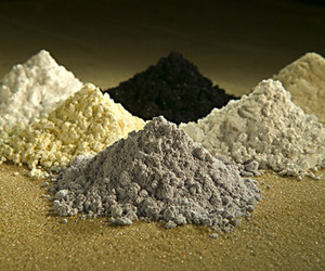 Rare Earth Minearls