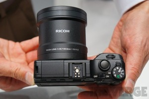 Gallery Photo: Ricoh GXR A16 24-85mm F3.5-5.5 module hands on