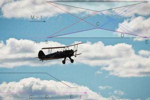 Biplane equations