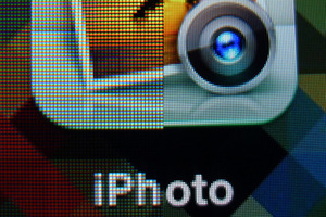 iphoto retina display icon app