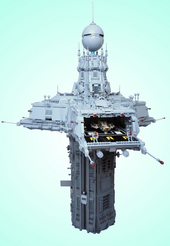 lego triport spire