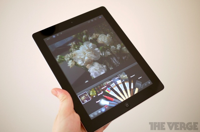 Gallery Photo: iPad hardware hands-on