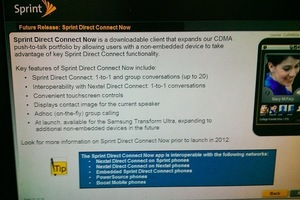 sprint direct connect now