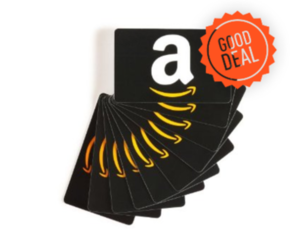 Amazon Gift Card Good Deal