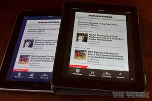 New iPad pixel doubled app