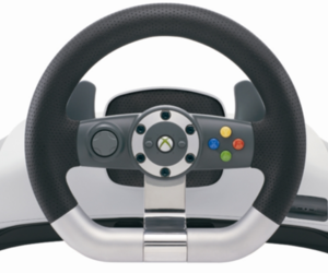 Xbox 360 Racing Wheel
