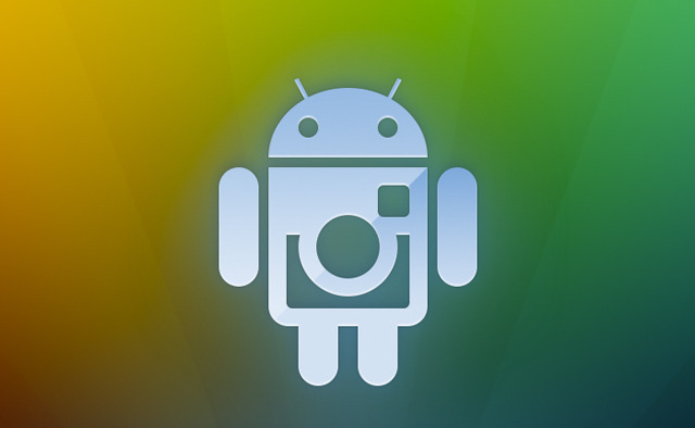 Instagram for Android Logo