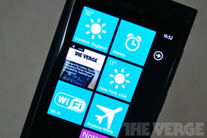 Windows Phone tiles