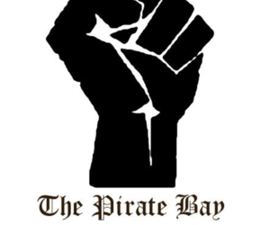 Pirate Bay Fist Logo