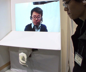 Osaka University robotic hand
