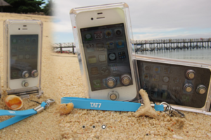 tat7 iphone scuba case