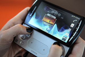 xperia play ics beta