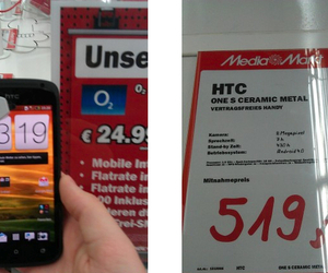 media markt htc one s