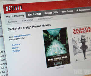 Netflix genre recommendation
