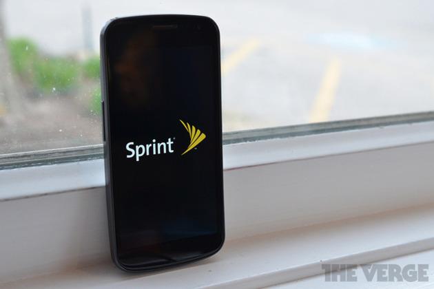 Sprint Galaxy Nexus