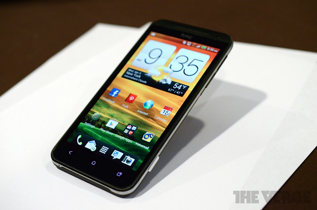HTC Evo 4G LTE sprint hero