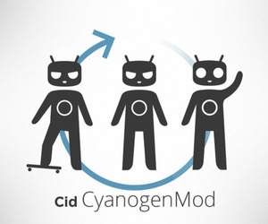 Cyanogen mod new logo