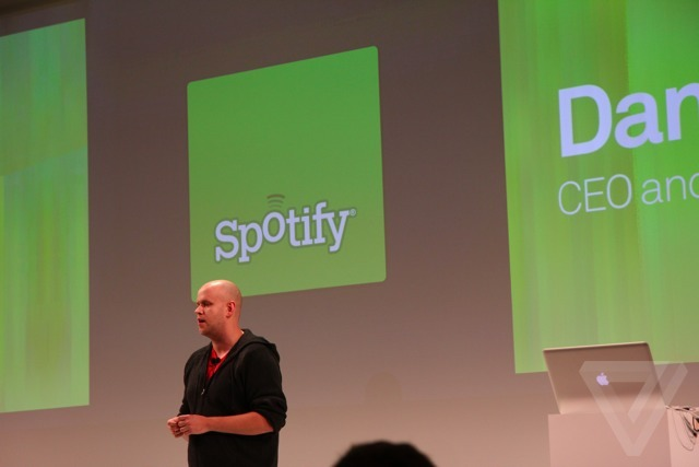 spotify daniel ek