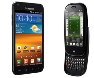 Galaxy S II vs Palm Pre 640