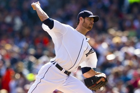 DOUG FISTER Injury: Tigers Pitcher Placed On 15-Day DL With ...