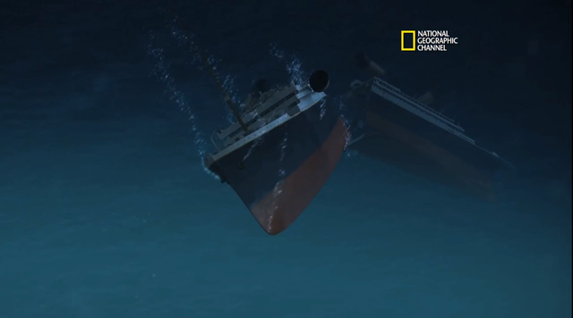 James Cameron S Final Word On The Sinking Of Titanic