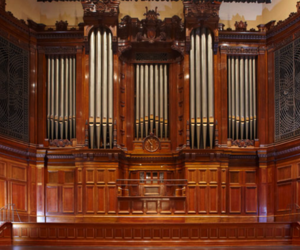 Melbourne Town Hall Organ