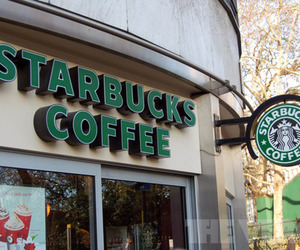 starbucks london watermark