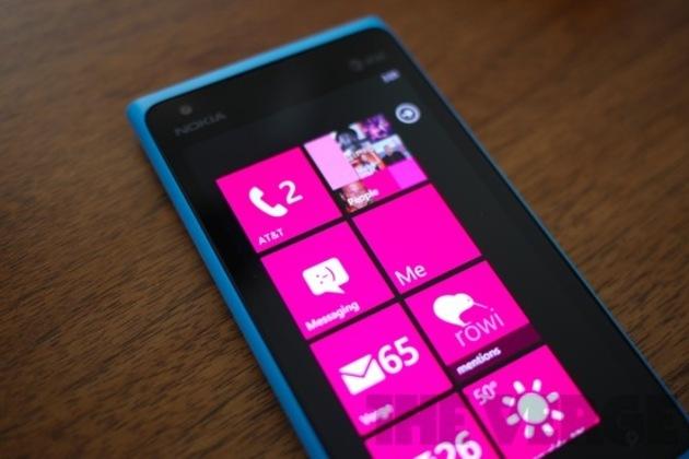 Nokia Lumia 900 software (555px)