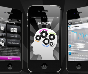 Dream:ON iphone app