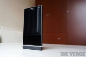 Gallery Photo: Sony Xperia S unboxing and hands-on