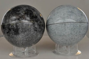 Sky &amp; Telescope moon globe