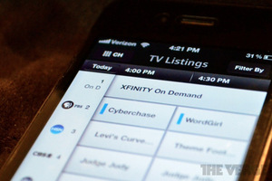 xfinity tv ios