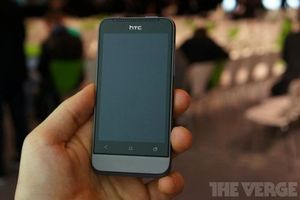 HTC One V hands on main