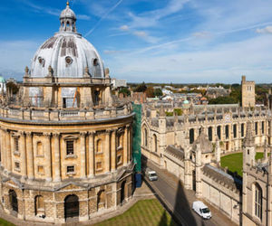 SHUTTERSTOCK: Radcliffe Camera, Bodleian Library