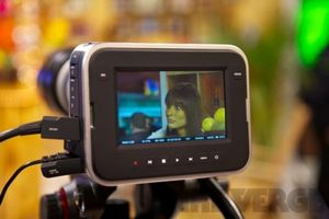 Gallery Photo: BlackMagic Cinema Camera hands-on pictures