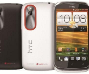 HTC Desire V China
